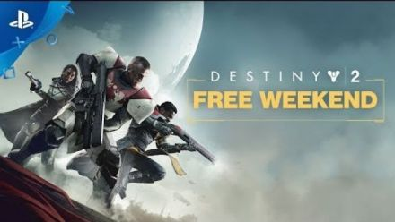 Vidéo : Destiny 2 gratuit sur PS4 ce weekend, les détails