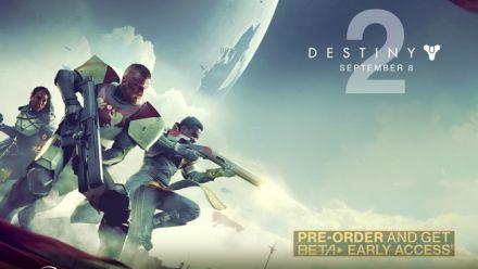 Vid�o : Destiny 2 : Premier trailer officiel de gameplay