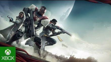Vidéo : Destiny 2 : Free week-end trailer