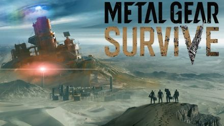 Metal Gear Survive : comparaison avec la map Afghanistan