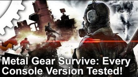 Metal Gear Survive : Comparatif des versions consoles