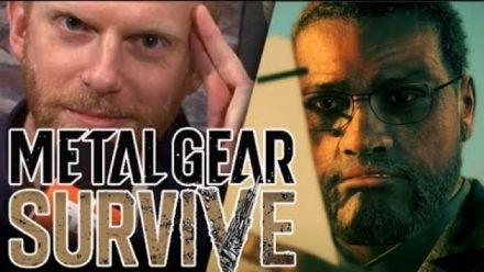 On a survécu trois heures en solo sur Metal Gear Survive