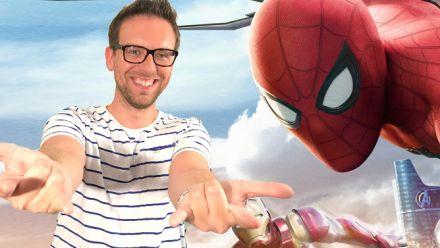 Vidéo : Spider-Man Homecoming : Nos impressions