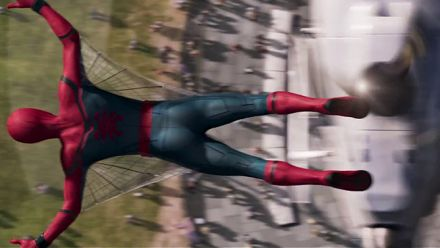Vidéo : Spider-Man Homecoming : Premier teaser