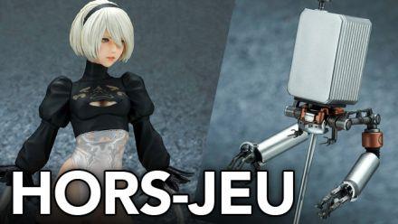HORS-JEU : NieR Automata figurine Bring Arts