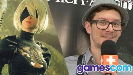 NieR Automata : Nos impressions vidéo Gamescom 2016
