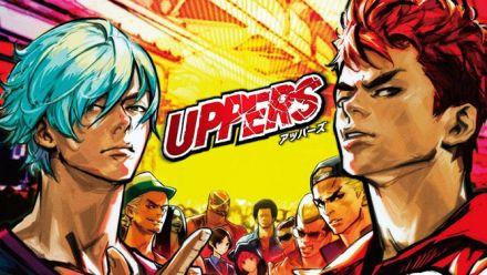 Vidéo : Uppers (PS Vita) : Trailer de lancement japonais