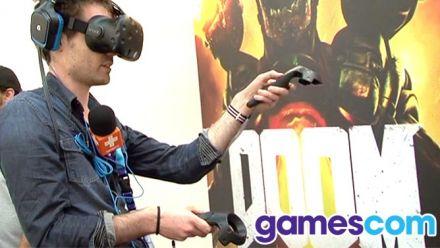 Vid�o : Impressions Fallout 4 et DOOM VR à la Gamescom 2016