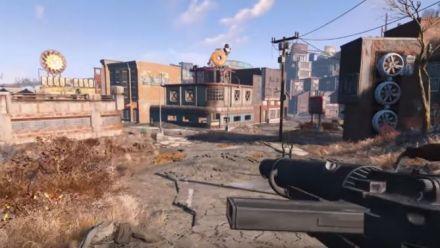 Vid�o : Fallout 4 VR Trailer E3 2017