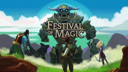 Vidéo : Earthlock Festival of Magic : Trailer 2017