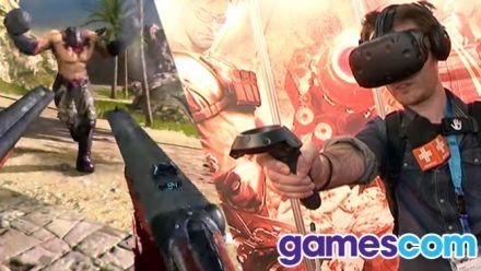 Vid�o : Gamescom 2016 : Nos impressions sur Serious Sam VR