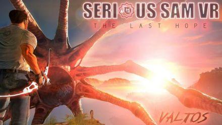 Vid�o : Serious Sam VR - Valtos Update