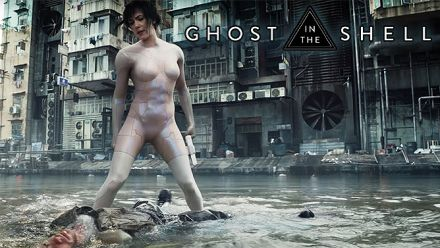 Vidéo : Ghost in the Shell (2017) - Premier trailer officiel