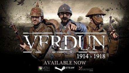 Vid�o : Verdun présente son trailer PS4