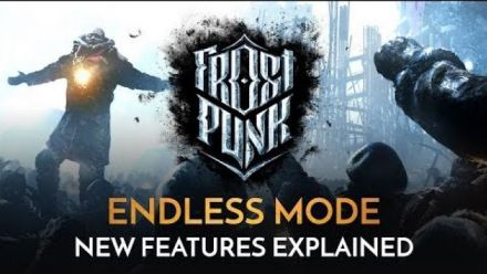 Vid�o : Frostpunk : Endless Mode Trailer