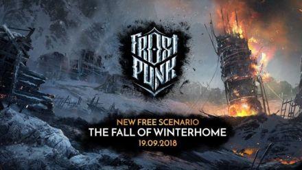Vid�o : Frostpunk : The Fall of Winterhome