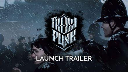Vid�o : Frostpunk : Trailer de lancement