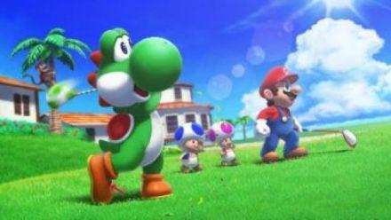Vid�o : Mario Sports Superstars : Vidéo Equitation