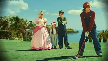 Vidéo : La publicité Dekavita C avec du Mario Sports Superstars