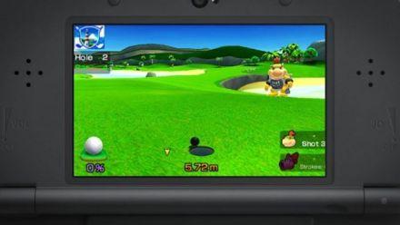 Vid�o : Mario Sports Superstars : Le Golf se montre