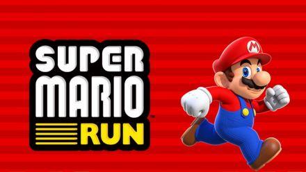 Super Mario Run : Les bases du jeu