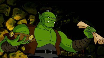 Vid�o : Une vidéo de gameplay de Warcraft Adventures