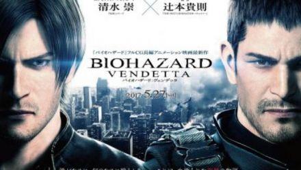 Vidéo : Resident Evil : Vendetta - Nouvelle bande-annonce