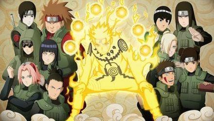 Vidéo : Naruto Onmine : Cinematic Trailer du MMORPG