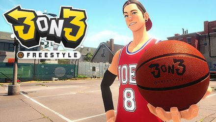 Vid�o : 3on3 Freestyle (PS4) - Trailer de lancement
