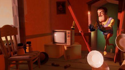 Vid�o : Hello Neighbor parle IA en vidéo