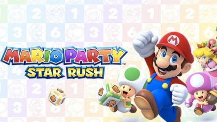 Mario Party Star Rush - Trailer E3 2016