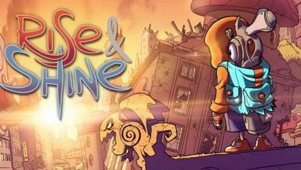 Vidéo : Rise & Shine annonce sa date de sortie en vidéo