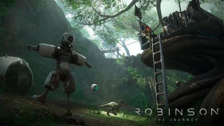 Vid�o : Robinson The Journey Trailer de lancement