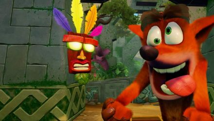 L'illustration des changements dans la gestion des tests de collision de N.Sane Trilogy