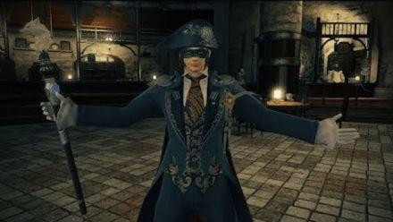 Vid�o : Final Fantasy XIV : Présentation du Mage Bleu