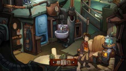 Vid�o : Deponia PS4 : Trailer de sortie