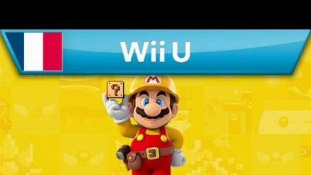 Super Mario Maker Wii U : Trailer histoire