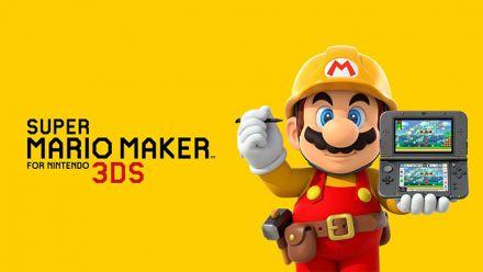 Vidéo : Super Mario Makier pour 3DS Trailer