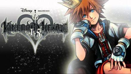 Vid�o : Kingdom Hearts 1.5 et 2.5 débarquent sur PS4