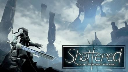 Vid�o : Shattered - Tale of the Forgotten King : trailer Kickstarter