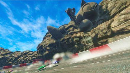 Vidéo : Daytona Championship USA ׃ Trailer du Three-Seven Speedway