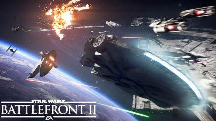 Voici Star Wars Battlefront 2, présenté par John Boyega