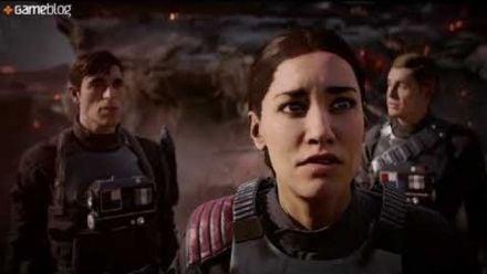 Star Wars Battlefront 2 : 7 minutes de gameplay inédit de la campagne solo en 1080p / 60fps