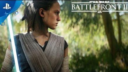 Vid�o : Star Wars Battlefront II launch trailer