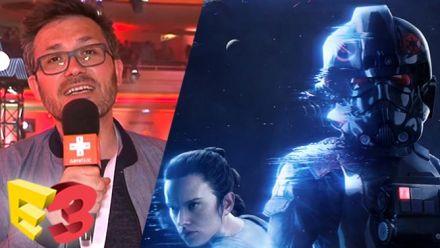 E3 2017 : Nos impressions du mode solo de Star Wars Battlefront II