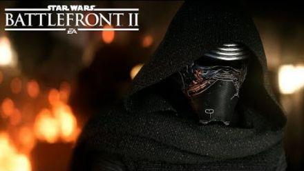 Vid�o : Star Wars Batlefront 2 Campagne Solo Trailer
