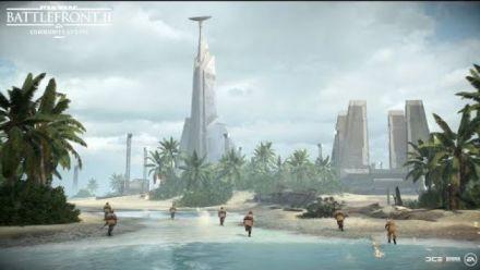 Vid�o : Star Wars Battlefront 2: The Battle on Scarif - Community Update