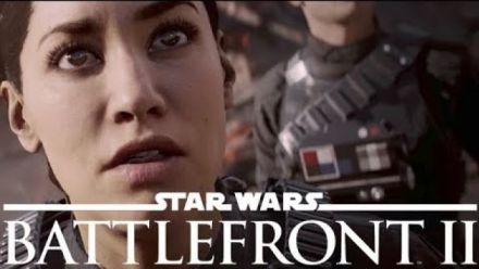 Star Wars Battlefront 2 : Gameplay Poufyesque