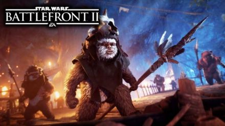 Star Wars Battlefront 2 : Nuit sur Endor