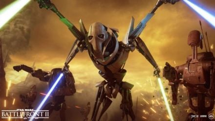 Star Wars Battlefront II: General Grievous